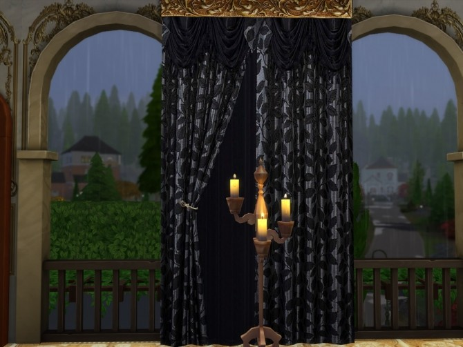 Sims 4 Another Set Of Curtains at Anna Quinn Stories