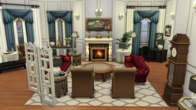 Sims 4 Marvelous Maisel Apartment by CarlDillynson at Mod The Sims