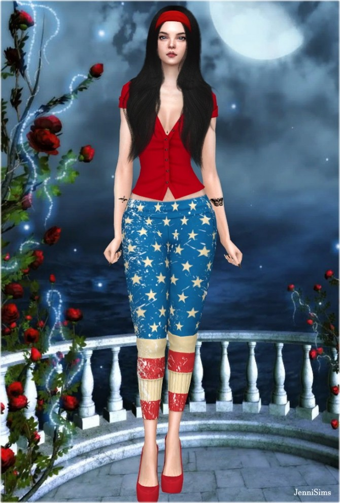 BGC Leggings at Jenni Sims image 1559 670x990 Sims 4 Updates