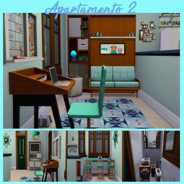 Sims 4 Tiny University Republic at Lily Sims
