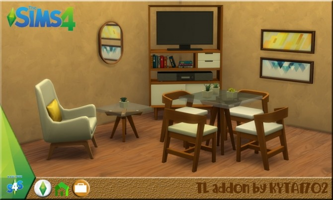Tiny living addon at Simmetje Sims image 1573 670x402 Sims 4 Updates