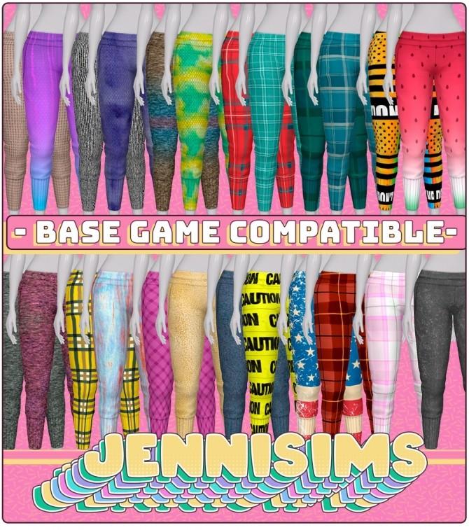 BGC Leggings at Jenni Sims image 15810 670x757 Sims 4 Updates