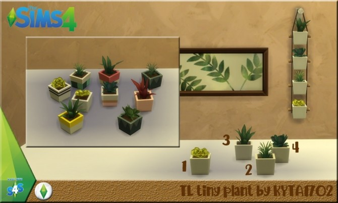 Sims 4 Tiny living addon at Simmetje Sims