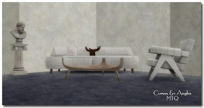 Curves & Angles Living by MsTeaQueen at Blooming Rosy image 16510 670x356 Sims 4 Updates
