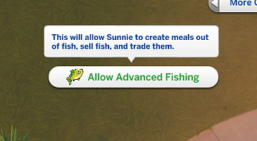 Sims 4 Advanced Fishing Mod at KAWAIISTACIE