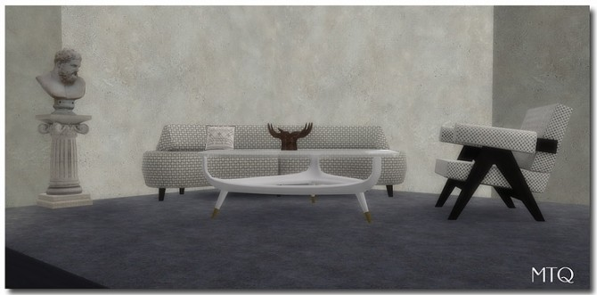 Curves & Angles Living by MsTeaQueen at Blooming Rosy image 1669 670x331 Sims 4 Updates