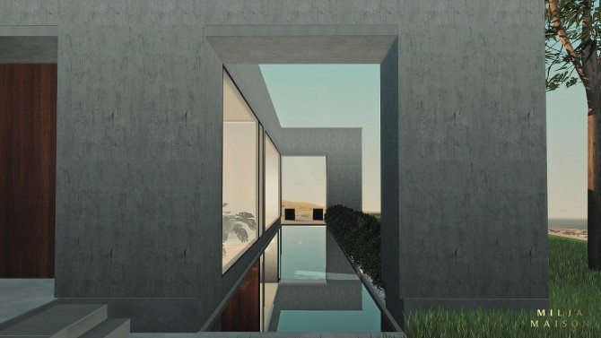 Sims 4 The Milja house at Milja Maison