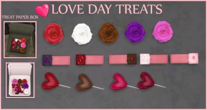 LOVE DAY TREATS at Icemunmun image 1829 670x356 Sims 4 Updates