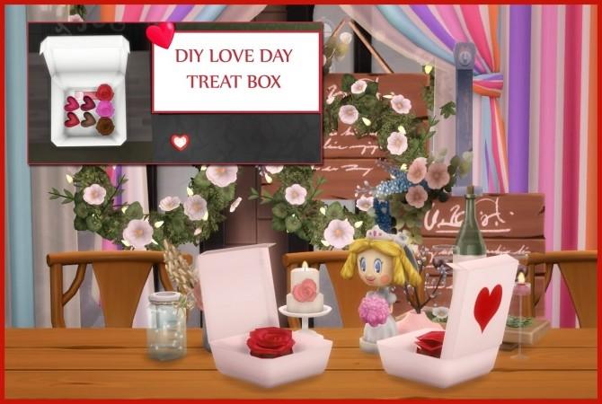 LOVE DAY TREATS at Icemunmun image 1836 670x450 Sims 4 Updates
