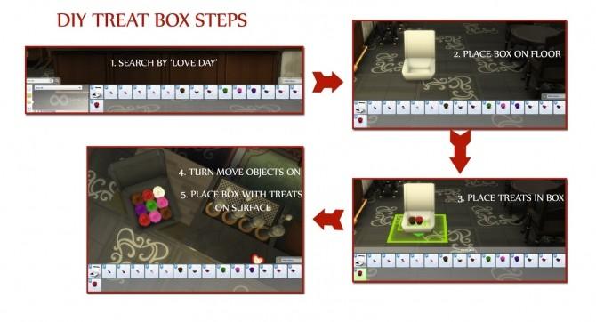 LOVE DAY TREATS at Icemunmun image 1846 670x362 Sims 4 Updates