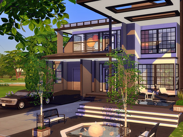 VARDO Modern home by marychabb at TSR image 1910 Sims 4 Updates