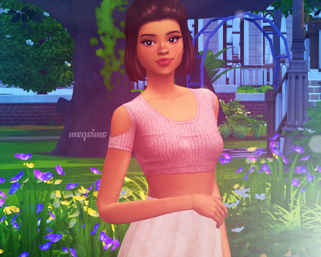 Sims 4 Kristy Sawyer at MSQ Sims