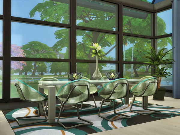 VARDO Modern home by marychabb at TSR image 2110 Sims 4 Updates