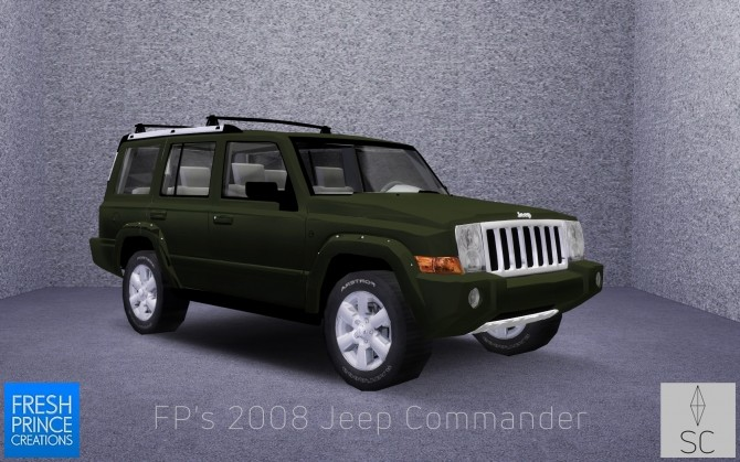 FPs 2008 Jeep Commander by SimsCraft at Mod The Sims image 2292 670x419 Sims 4 Updates