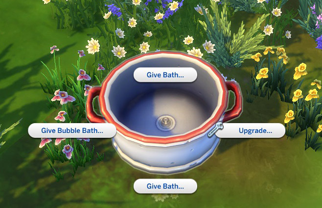 Off grid Toddler/Pet Washtub by K9DB at Mod The Sims image 2333 Sims 4 Updates