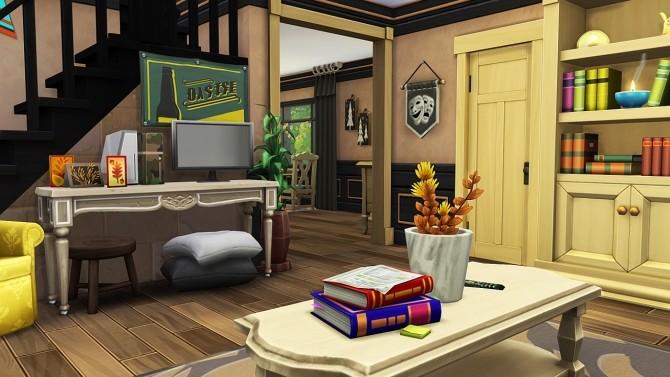 Sims 4 BRITECHESTER UNIVERSITY HOUSING at Aveline Sims
