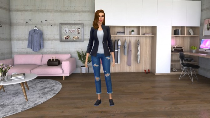 Sims 4 Cas Background By Inaxy at Mod The Sims