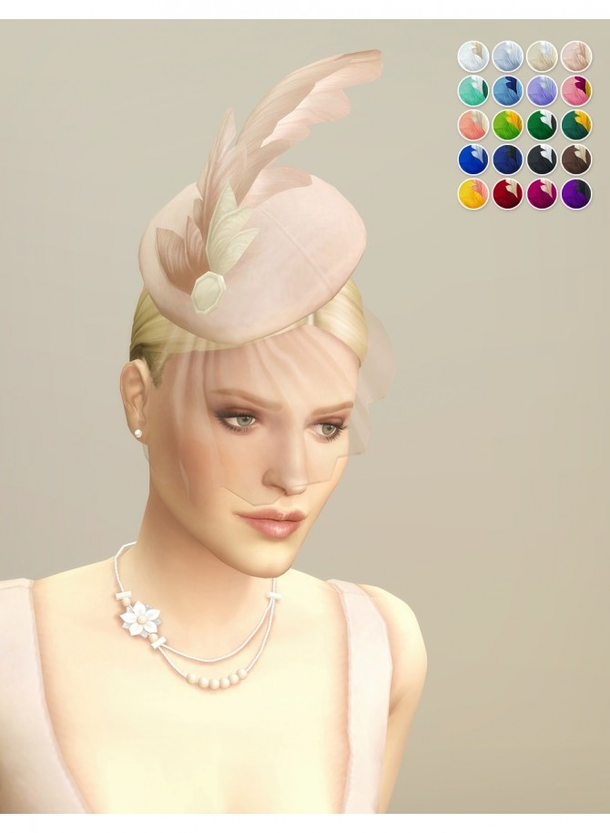 Lady of Hat at Rusty Nail image 2521 670x914 Sims 4 Updates