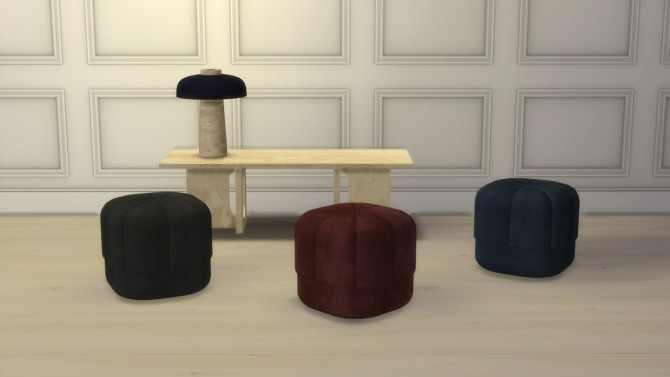 Sims 4 REVERSE TABLE LAMP at Meinkatz Creations
