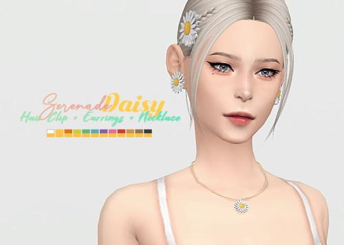 Sims 4 Serenade Collection at Waekey