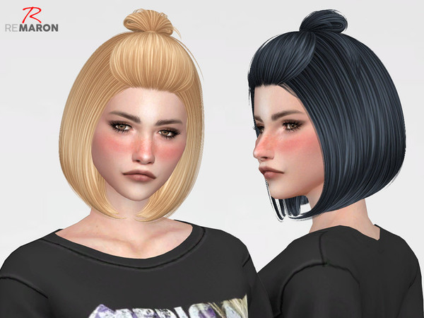 Mars Hair Retexture by remaron at TSR image 3012 Sims 4 Updates