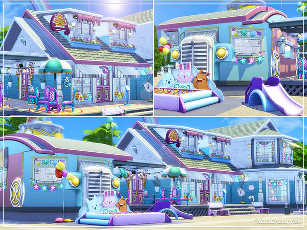 Duckys Diner by Xandralynn at TSR image 307 Sims 4 Updates