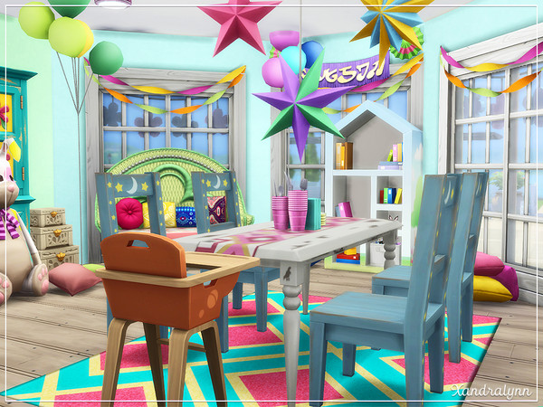Duckys Diner by Xandralynn at TSR image 3111 Sims 4 Updates