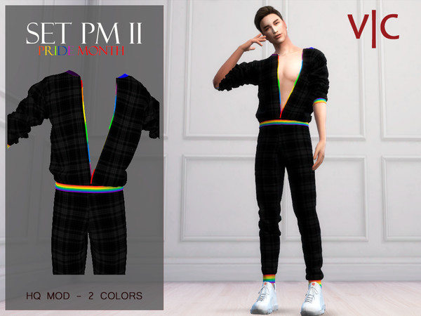 Sims 4 ET PM MALE II by Viy Sims at TSR