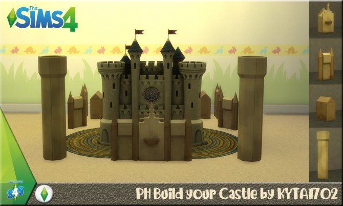 Build your kids castle by Kyta1702 at Simmetje Sims image 3171 670x402 Sims 4 Updates