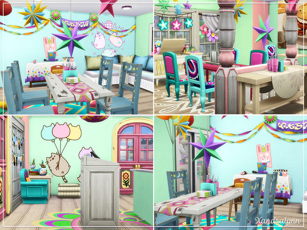 Duckys Diner by Xandralynn at TSR image 328 Sims 4 Updates