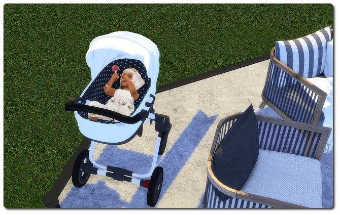 Sims 4 Designer Set for Baby Girls TS4 at Sims4 Boutique