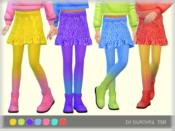 Boot childs F by bukovka at TSR image 385 Sims 4 Updates