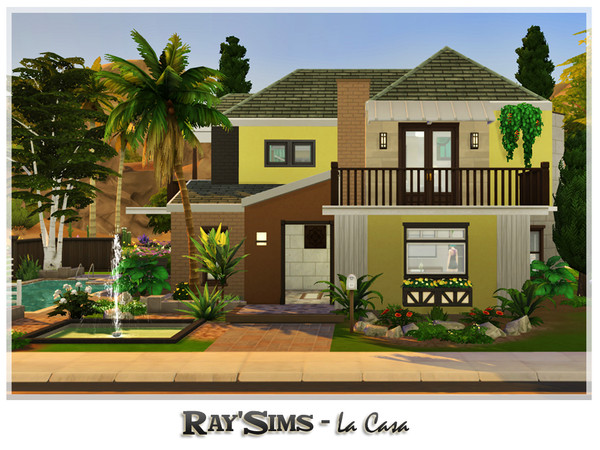 La Casa by Ray Sims at TSR image 3915 Sims 4 Updates