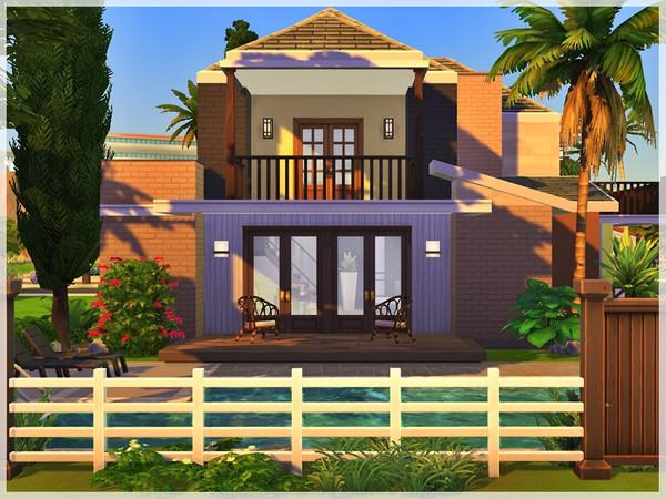 La Casa by Ray Sims at TSR image 4017 Sims 4 Updates