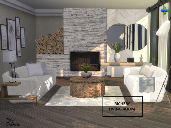 Kohlery Living Room by Chicklet453681 at TSR image 4110 Sims 4 Updates