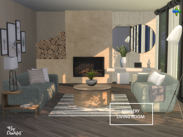 Kohlery Living Room by Chicklet453681 at TSR image 426 Sims 4 Updates