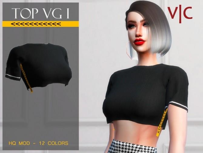TOP VG I by Viy Sims at TSR image 4819 670x503 Sims 4 Updates