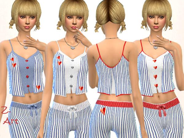 Sims 4 ValentineZ Top 20 01 by Zuckerschnute20 at TSR