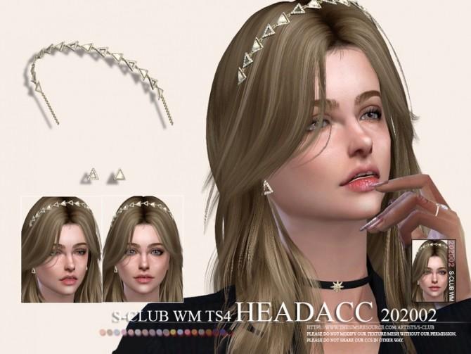 Headacc 202002 by S Club WM at TSR image 5617 670x503 Sims 4 Updates