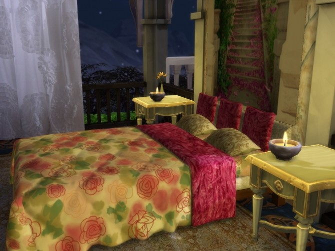 Bed Recolors at Anna Quinn Stories image 5814 670x503 Sims 4 Updates