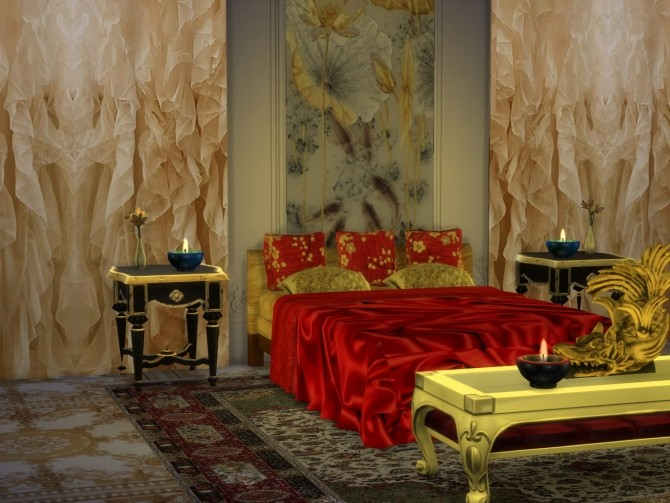Bed Recolors at Anna Quinn Stories image 6014 670x503 Sims 4 Updates