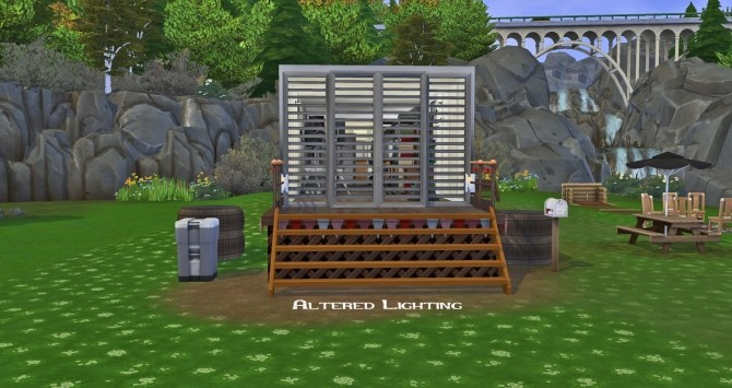 Anarteqs Truck Trailer Down by the River by BulldozerIvan at Mod The Sims image 6816 670x355 Sims 4 Updates