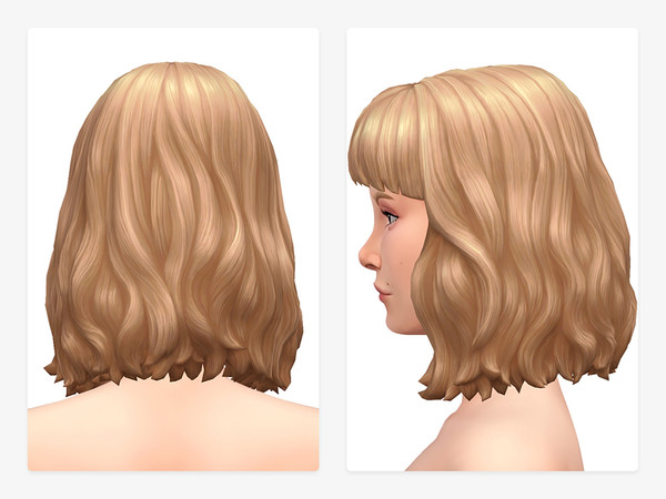 Hunie Hair by Nords at TSR image 7011 Sims 4 Updates