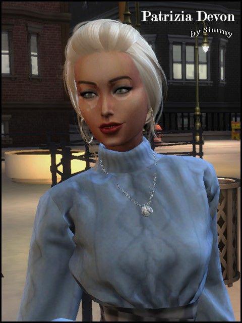 Sims 4 Carmen & Patrizia by Simmy at All 4 Sims