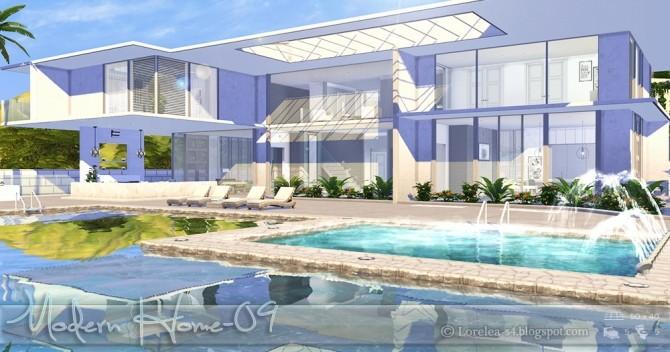 Modern Home 09 at Lorelea image 7216 670x352 Sims 4 Updates