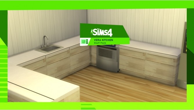 Sims 4 Vera Kitchen by TNT10128 at Mod The Sims