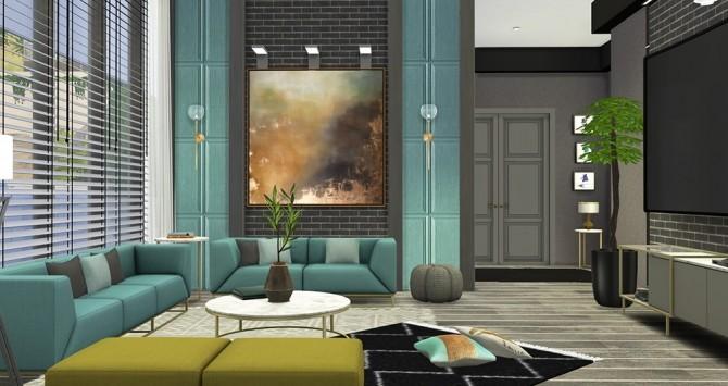 Modern Home 09 at Lorelea image 7615 670x355 Sims 4 Updates