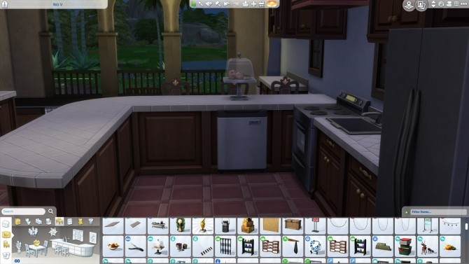 Under counter mini fridge by blueshreveport at Mod The Sims image 772 670x377 Sims 4 Updates