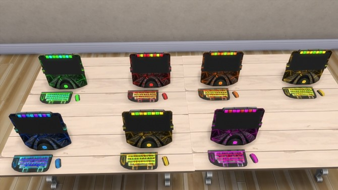 Alien Computer by hippy70 at Mod The Sims image 7921 670x377 Sims 4 Updates