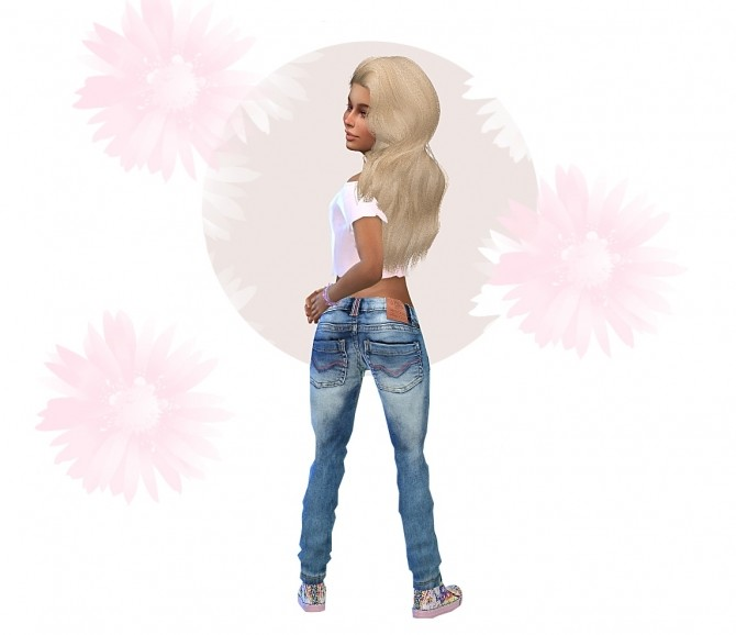 Sims 4 Designer Set for Girls at Sims4 Boutique